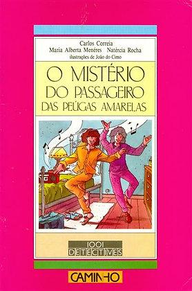 O Mistério do Passageiro das Peúgas Amarelas