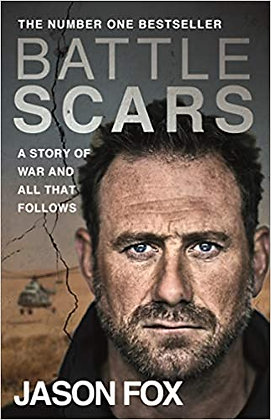 """""""Battle Scars: A Story Of War and All that Follows"""""""