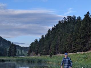 Sheridan Lake SD to Three Forks MT