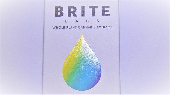 1:1 THC CBD HerbaBuena 500mg Brite Labs Cartridge