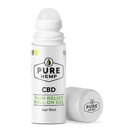 100mg CBD Hemp Roll On Pain Relief Topical