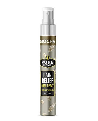 CBD Pain Relief Spray - 60mg