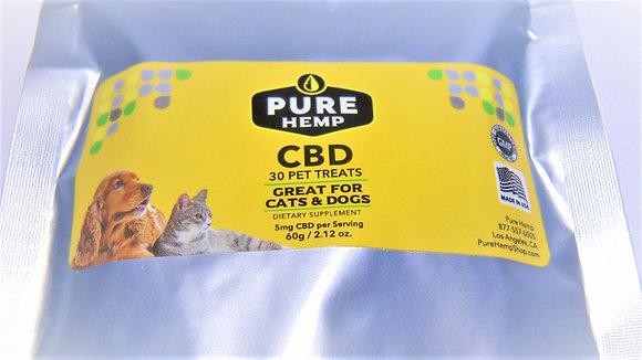 CBD Pet Treats - 5mg