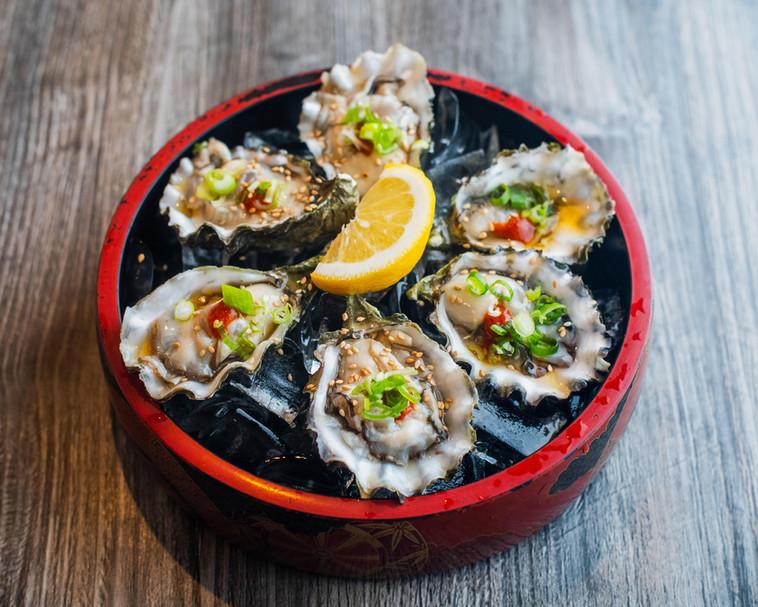 Kumagoro Oysters