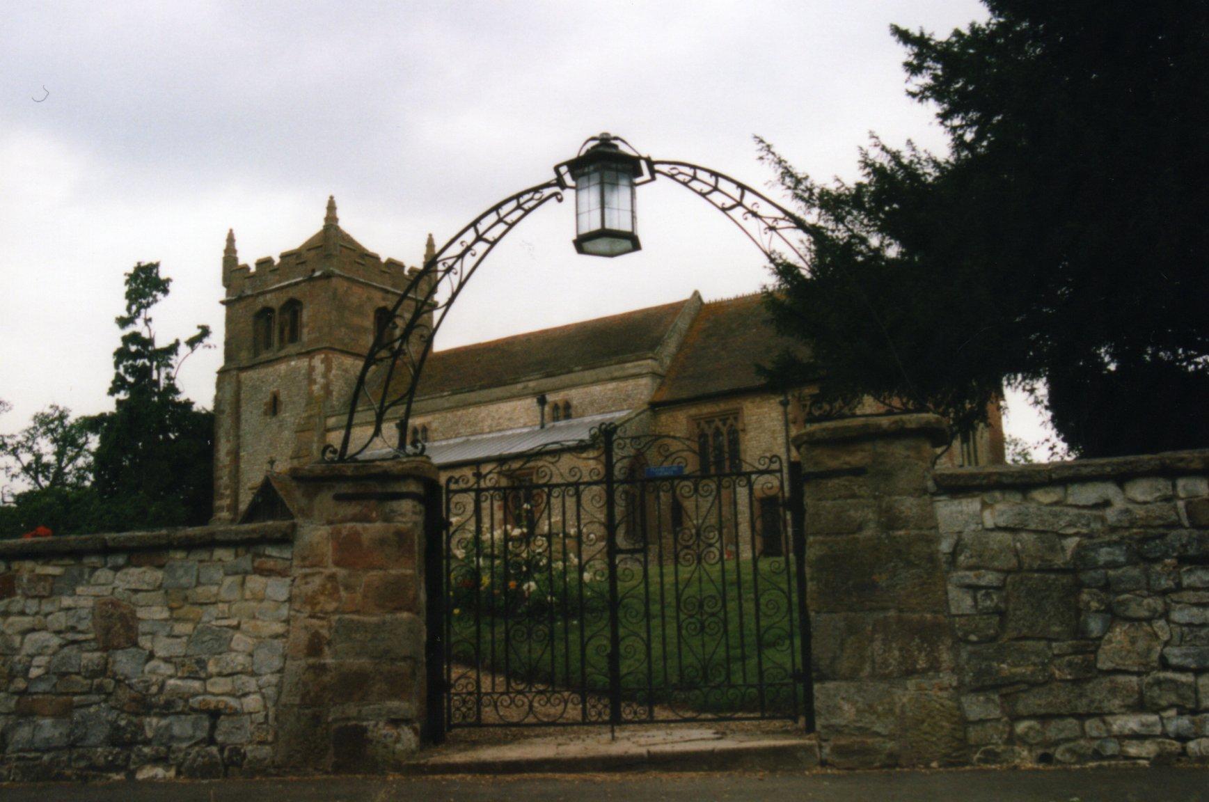 St. Nicholas, Frankton