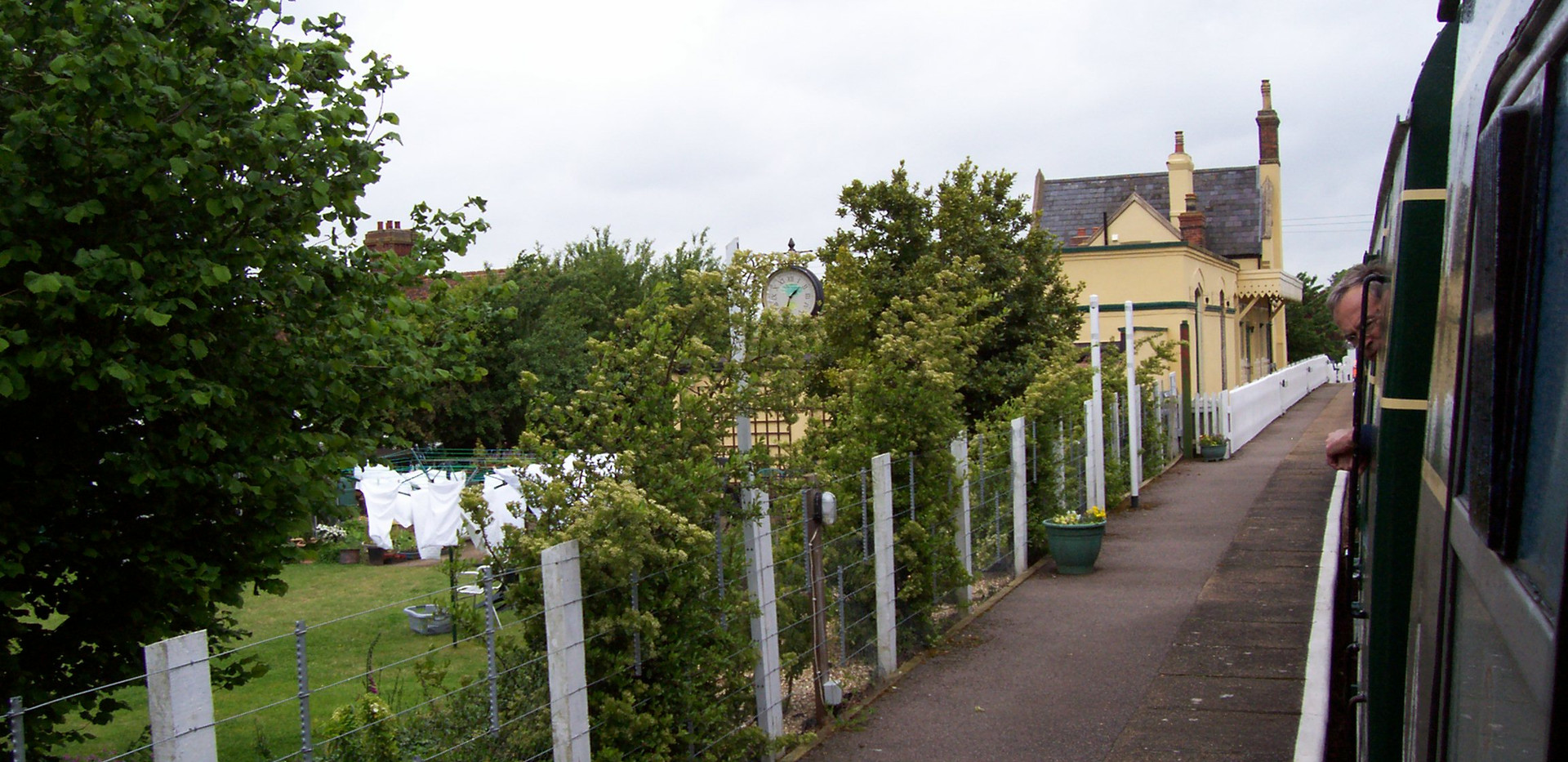 Hardingham Station