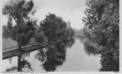 River Leam from Willes Bridge