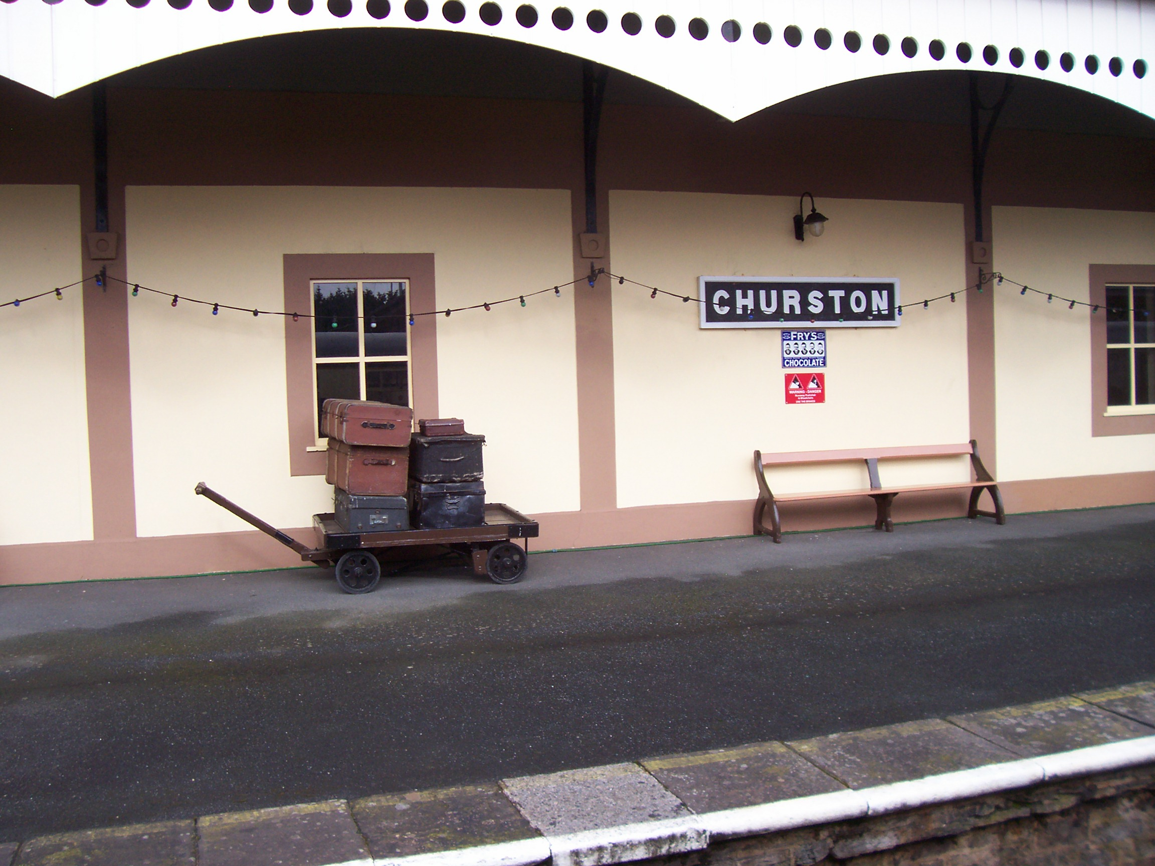 Churston Station