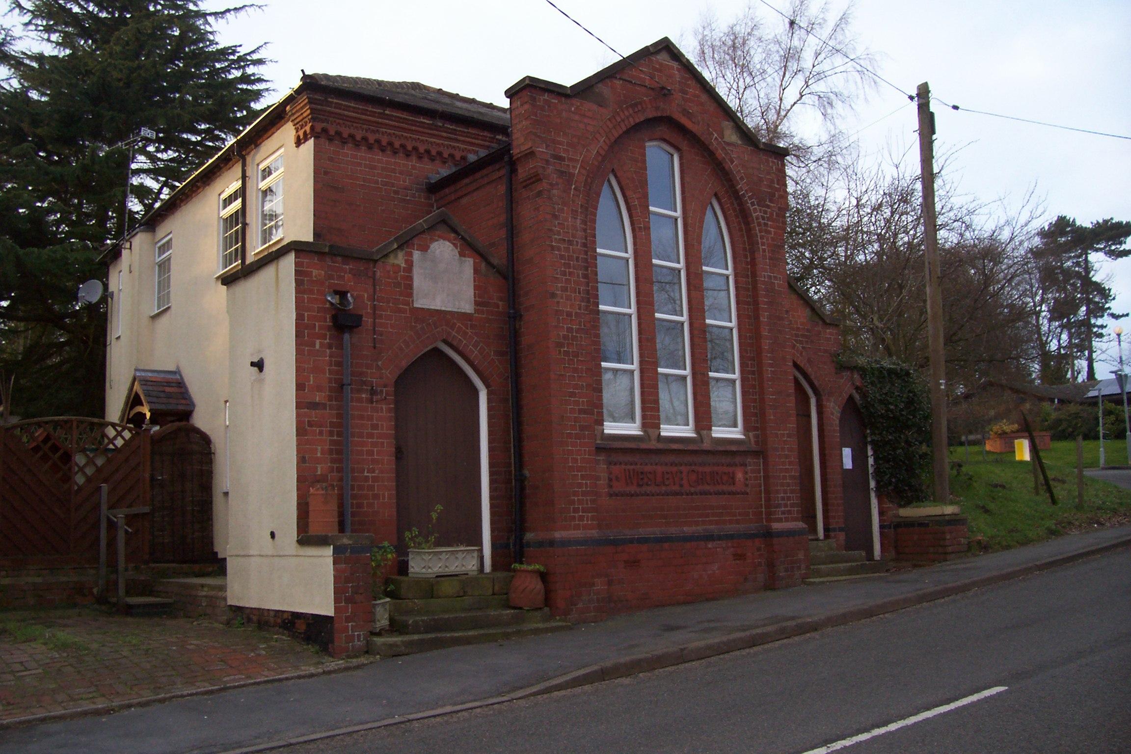 Wesleyan Methodist Chapel, Heather
