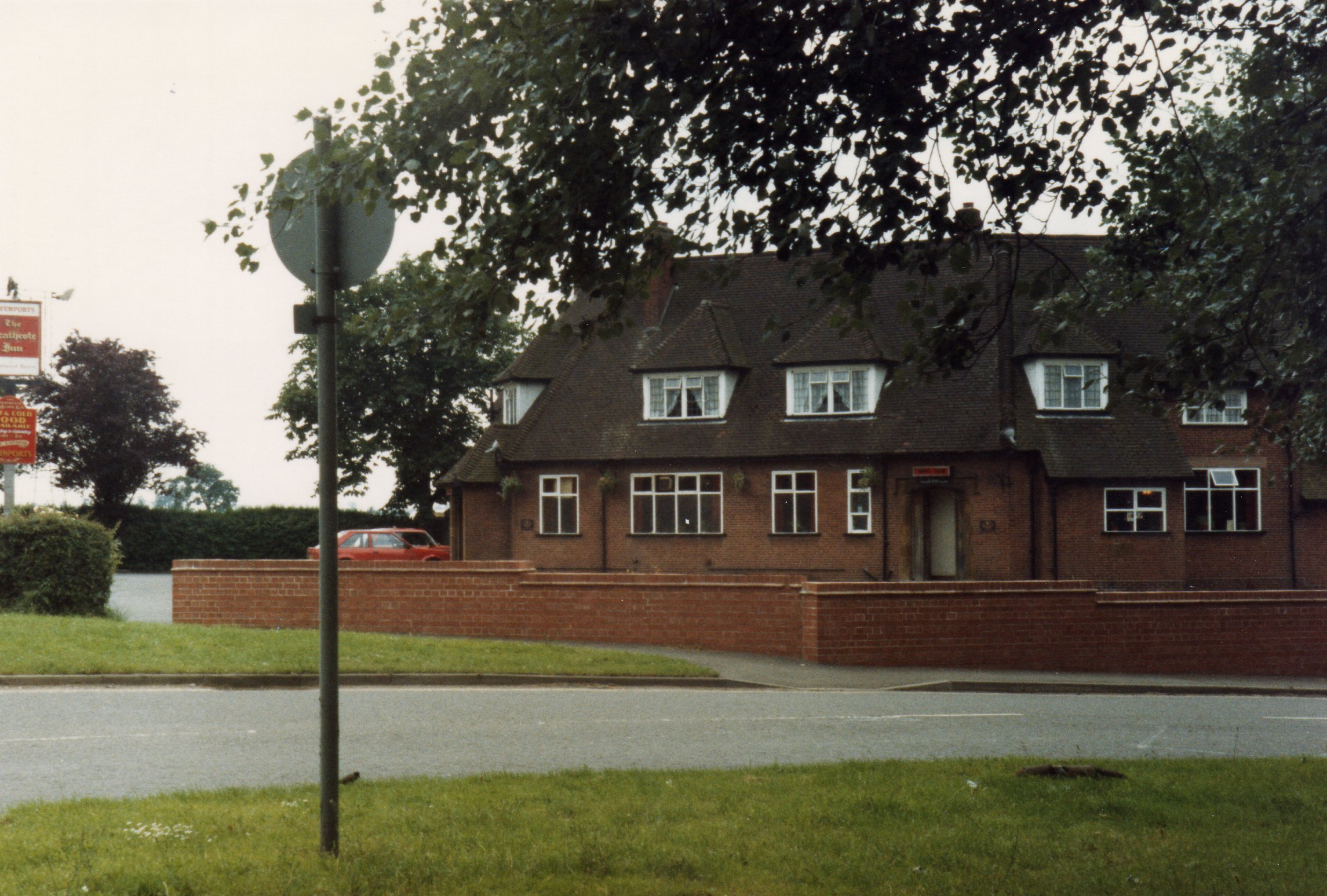 The Heathcote Inn