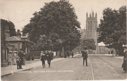 Victoria Parade & All Saints Church