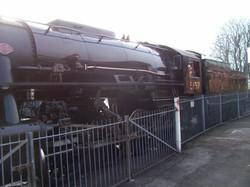 Loco 5197 at Paignton