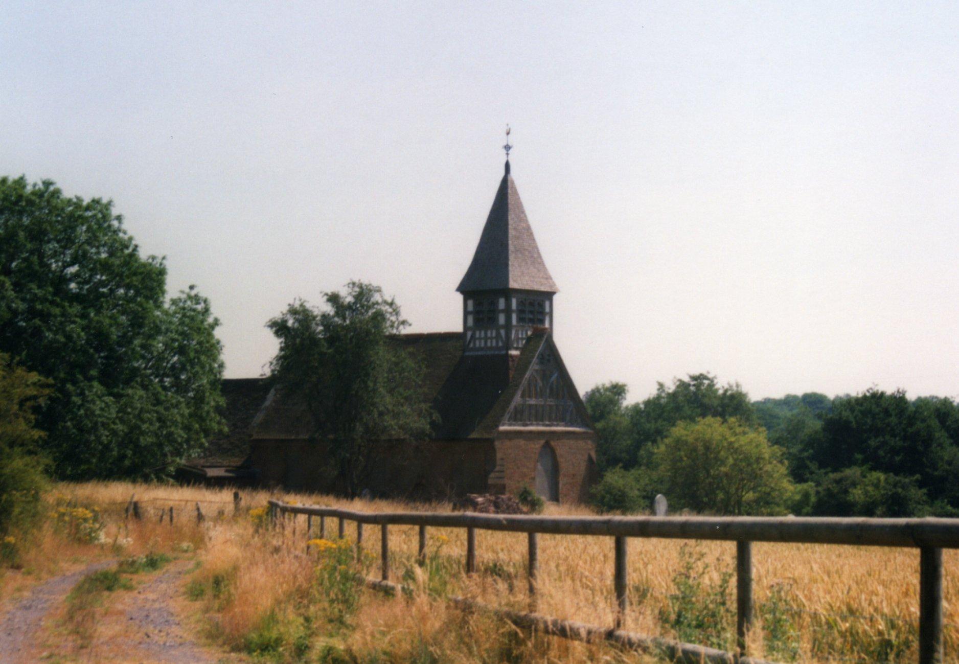 St. Bartholomew, Little Packington