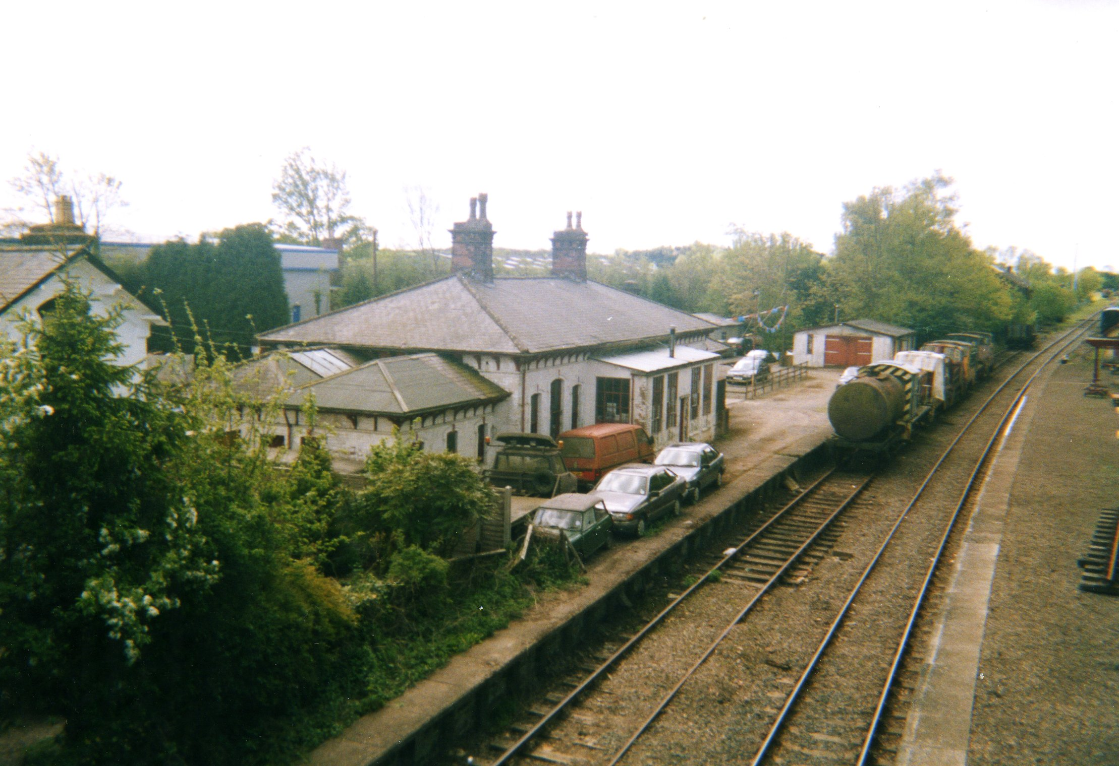 Market Bosworth Up Platform