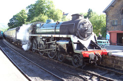75019 at Grosmont