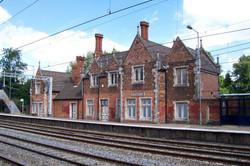 Atherstone Railway Station