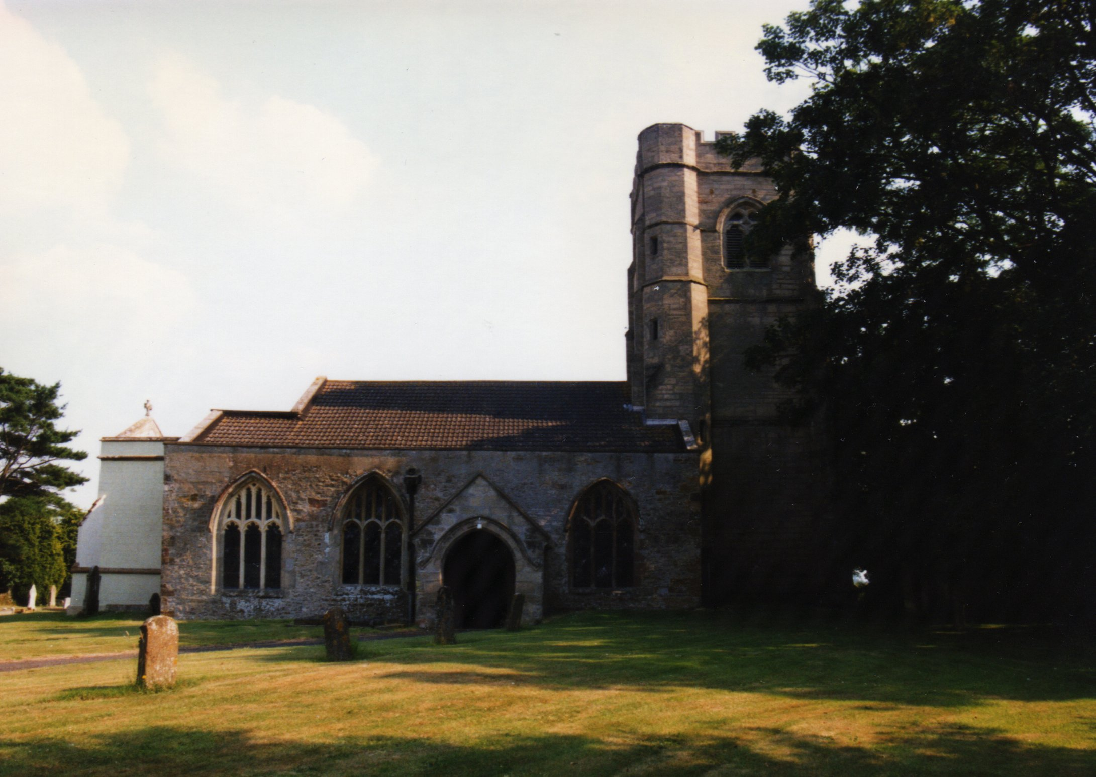 St. Nicholas, Willoughby