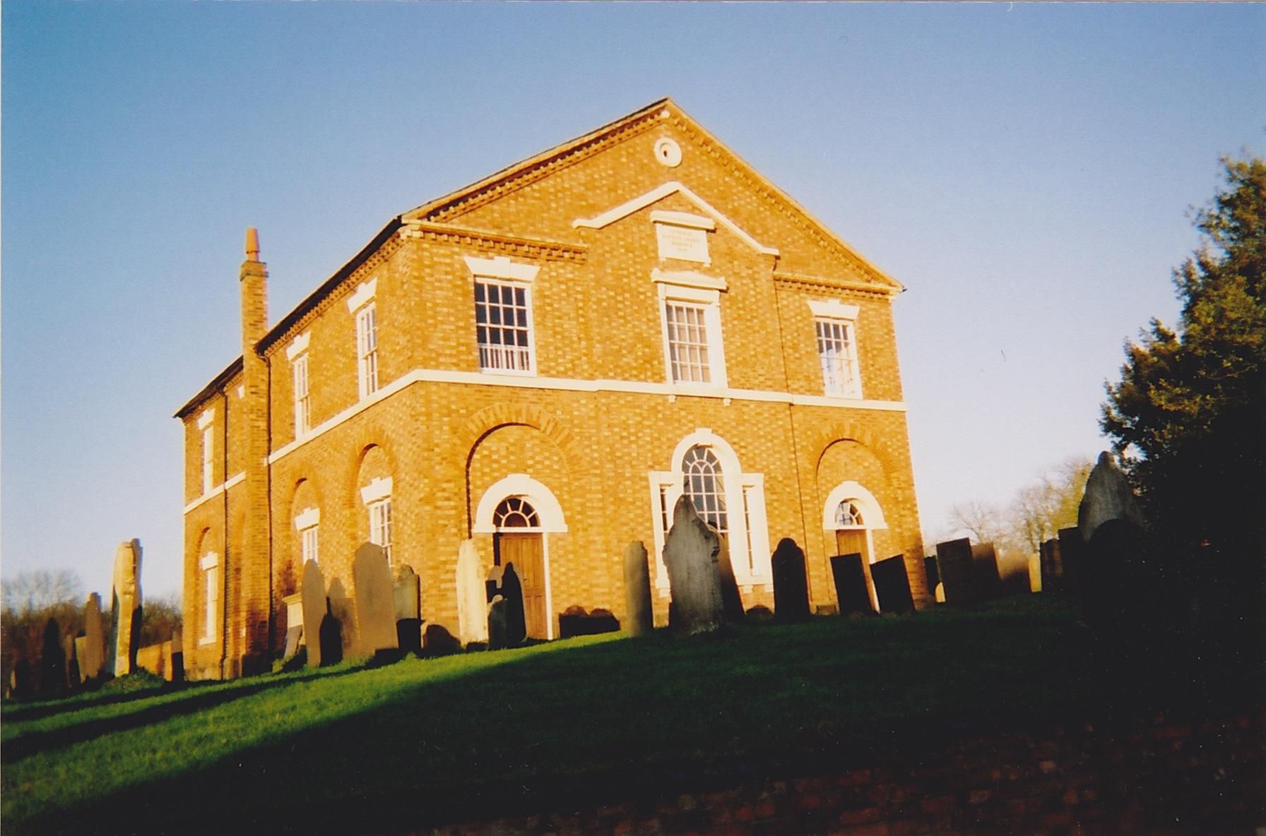 Barton in the Beans Baptist Chapel