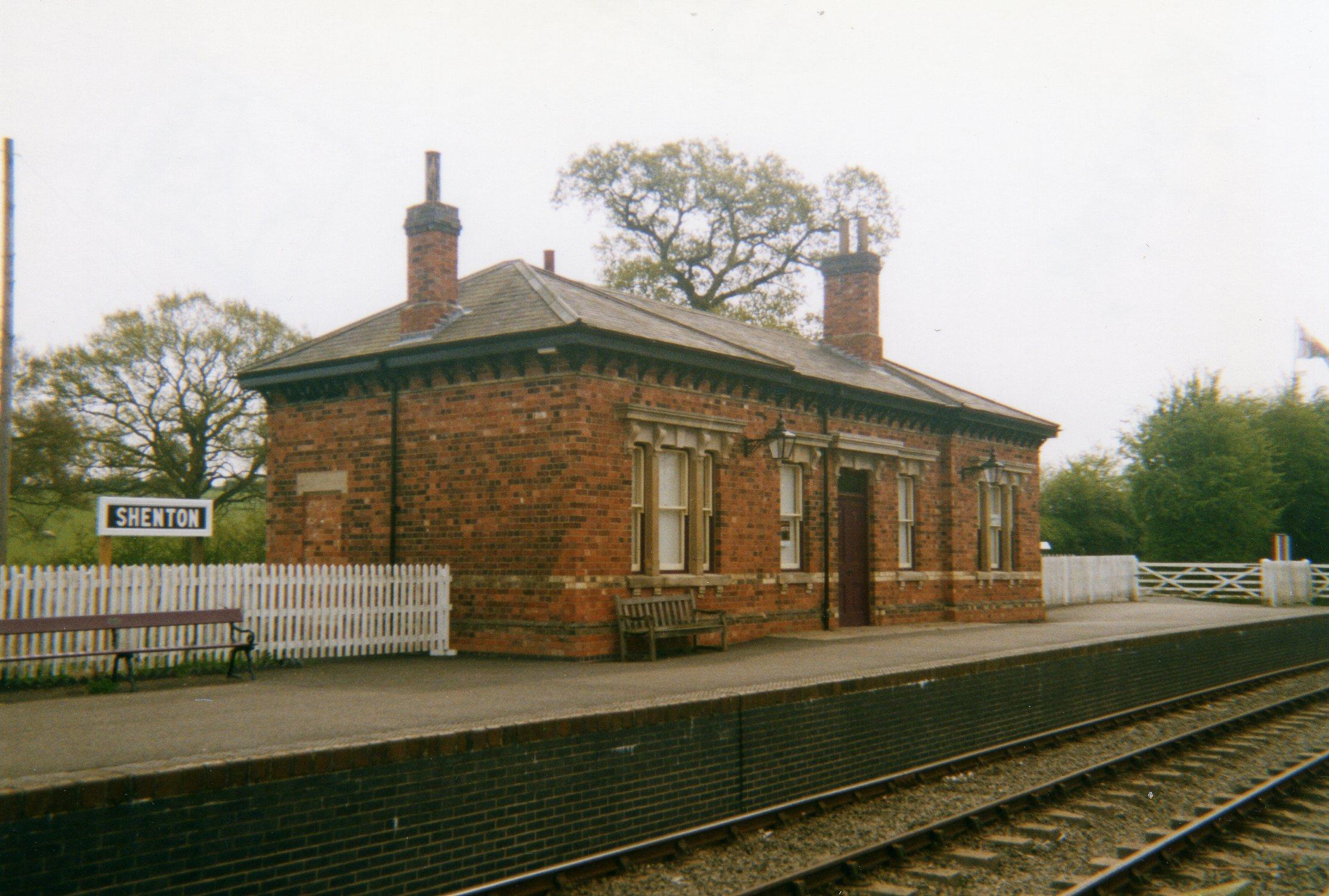 Shenton Up Platform