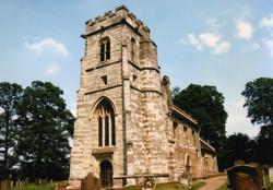 St. Michael's, Baddesley Clinton