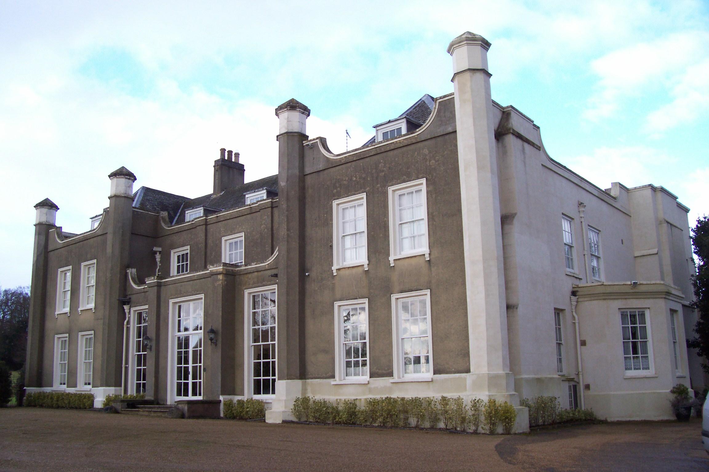 Wistow Hall