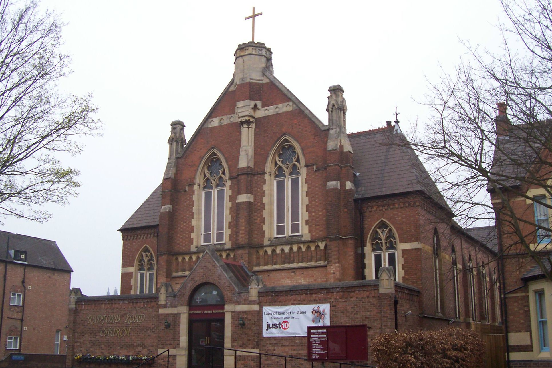 Radford Road Methodist Church