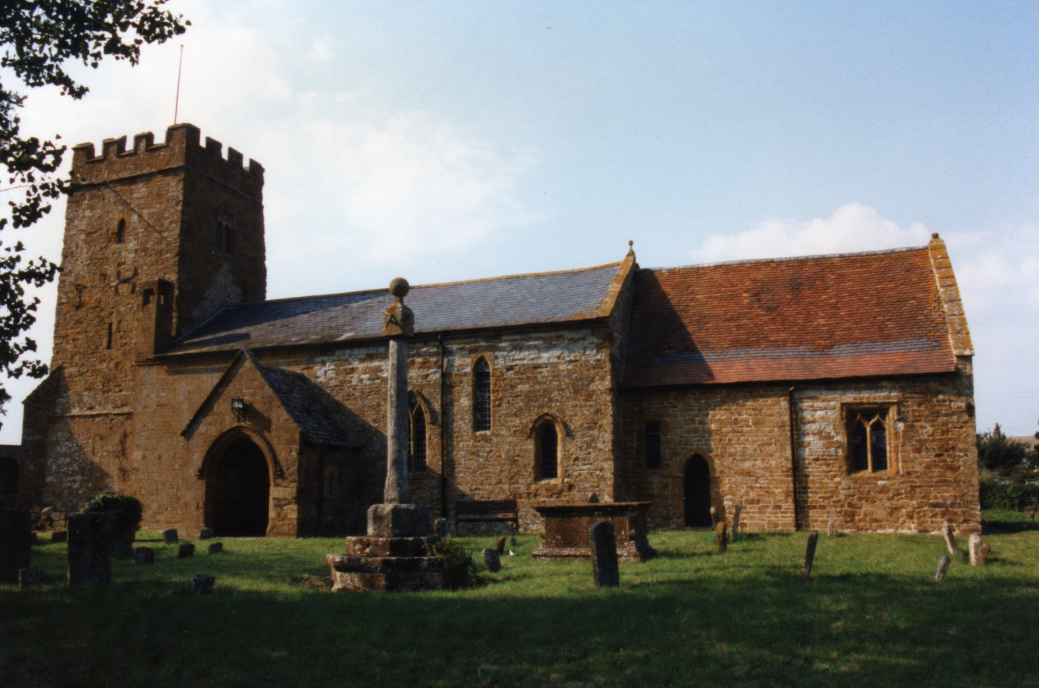 St. Peter's, Whatcote