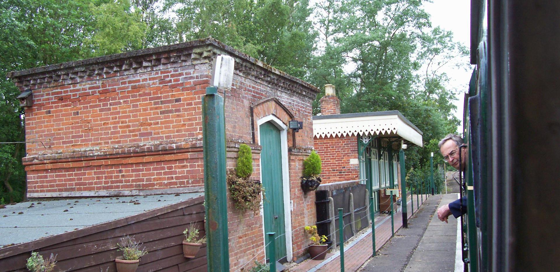 Thuxton Station