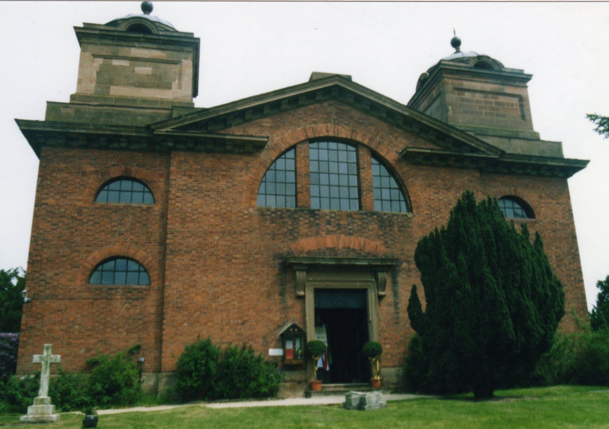St. James, Great Packington