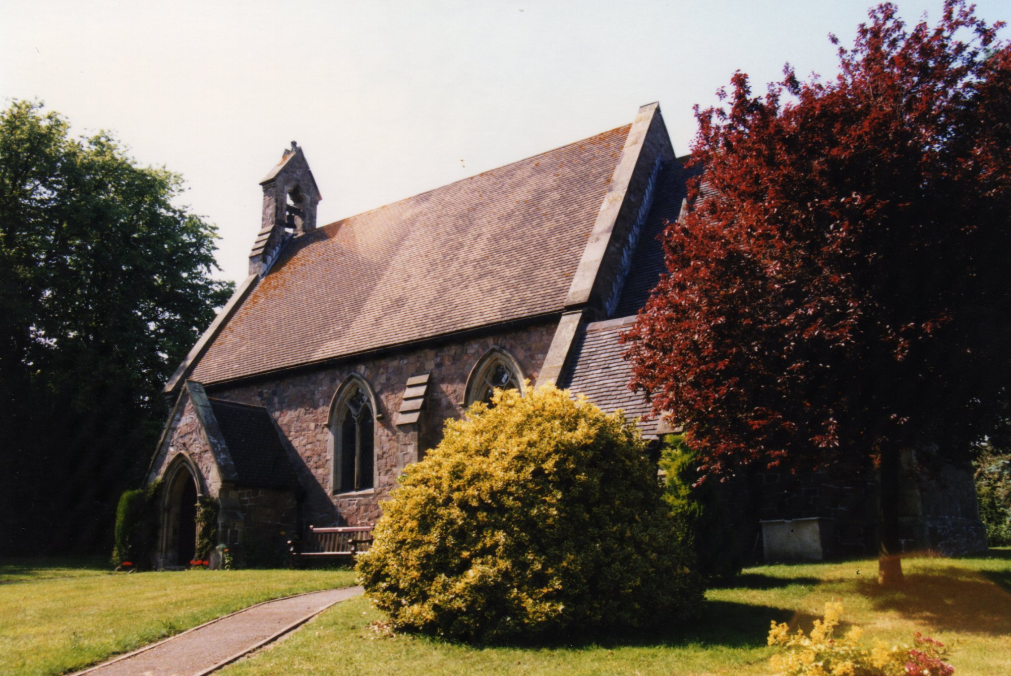 St. John, Copston Magna