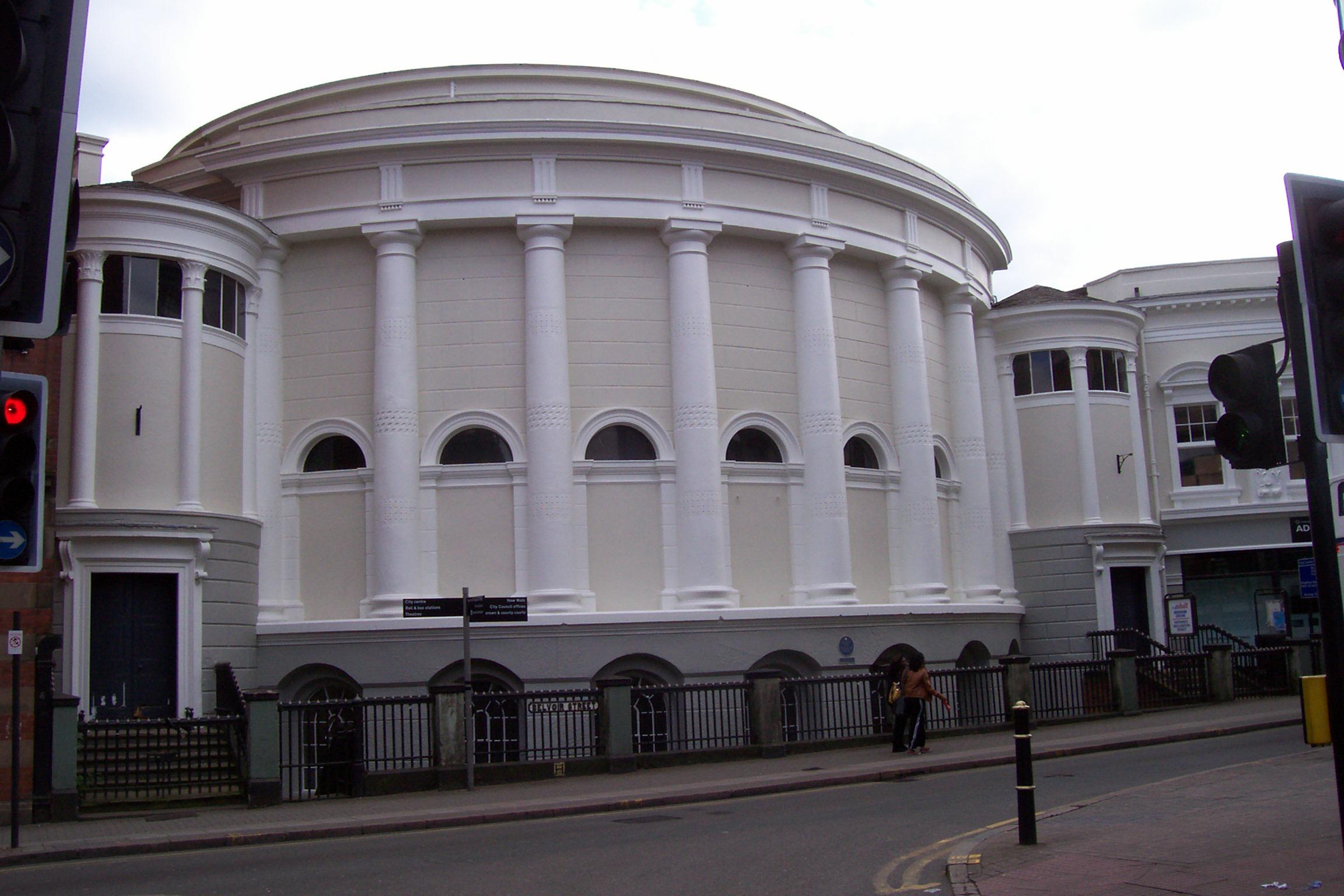 United Baptist Church, Leicester