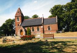 St. James, Weddington