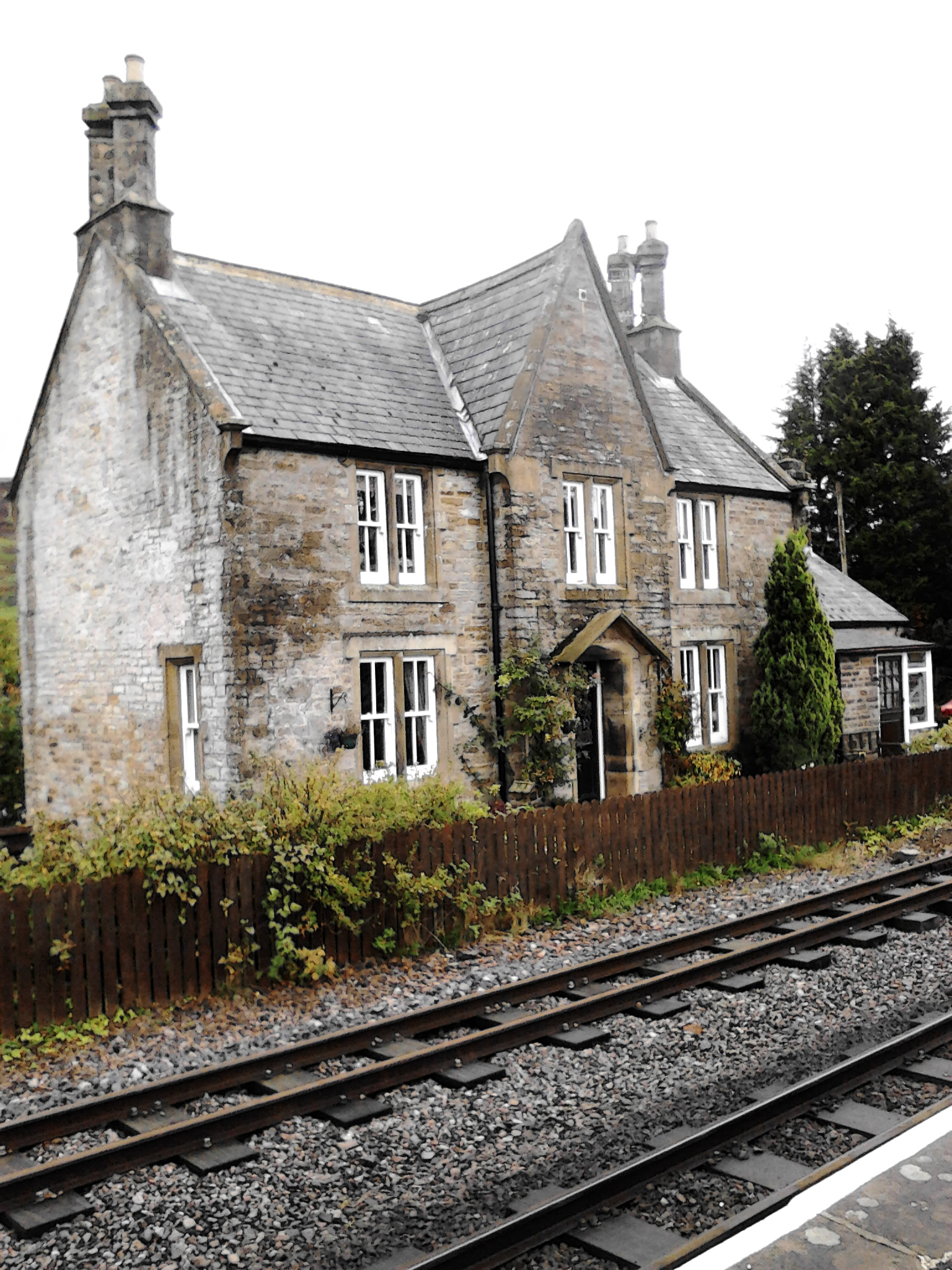 Slaggyford Station
