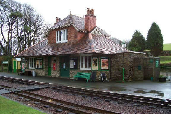 Woody Bay Station