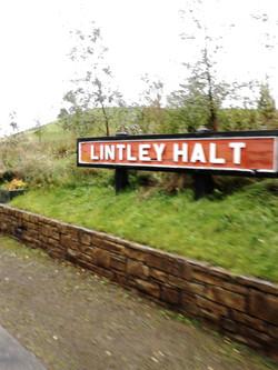 Lintley Halt