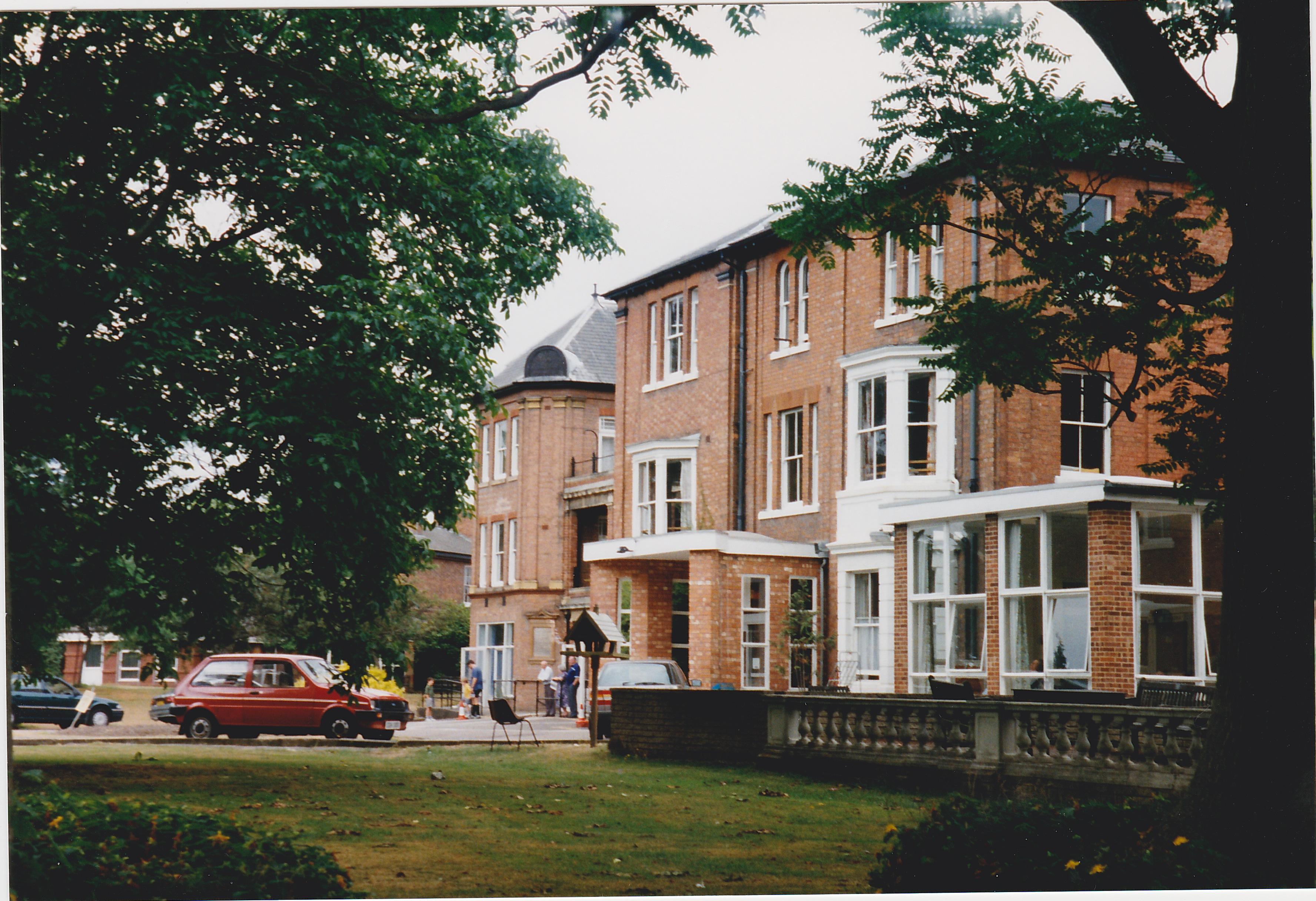 Royal Midland Counties Home