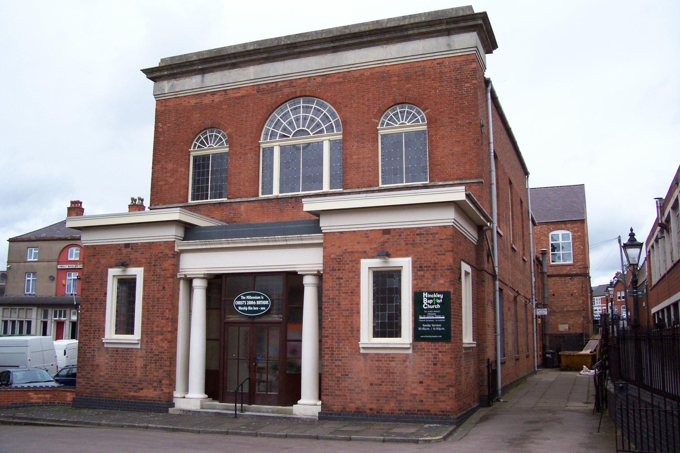 Hinckley Baptist Church