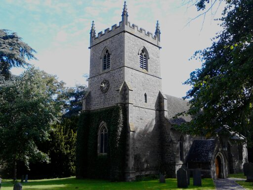 St. Peter, Aston Flamville