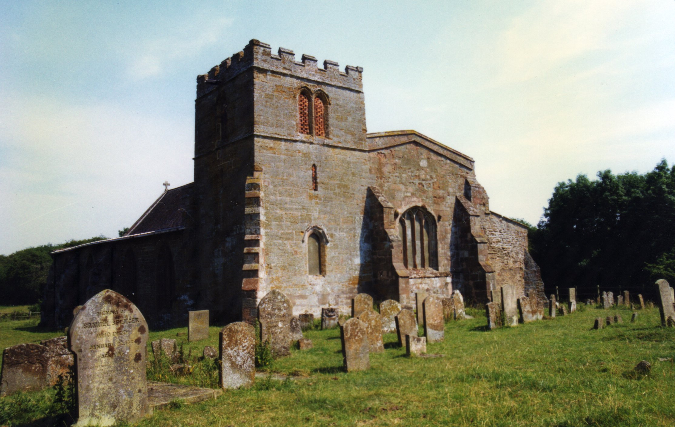 St. Peter's, Wolfhampcote