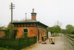 Shenton Down Platform