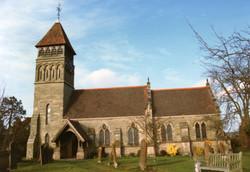 St. James, Old Milverton