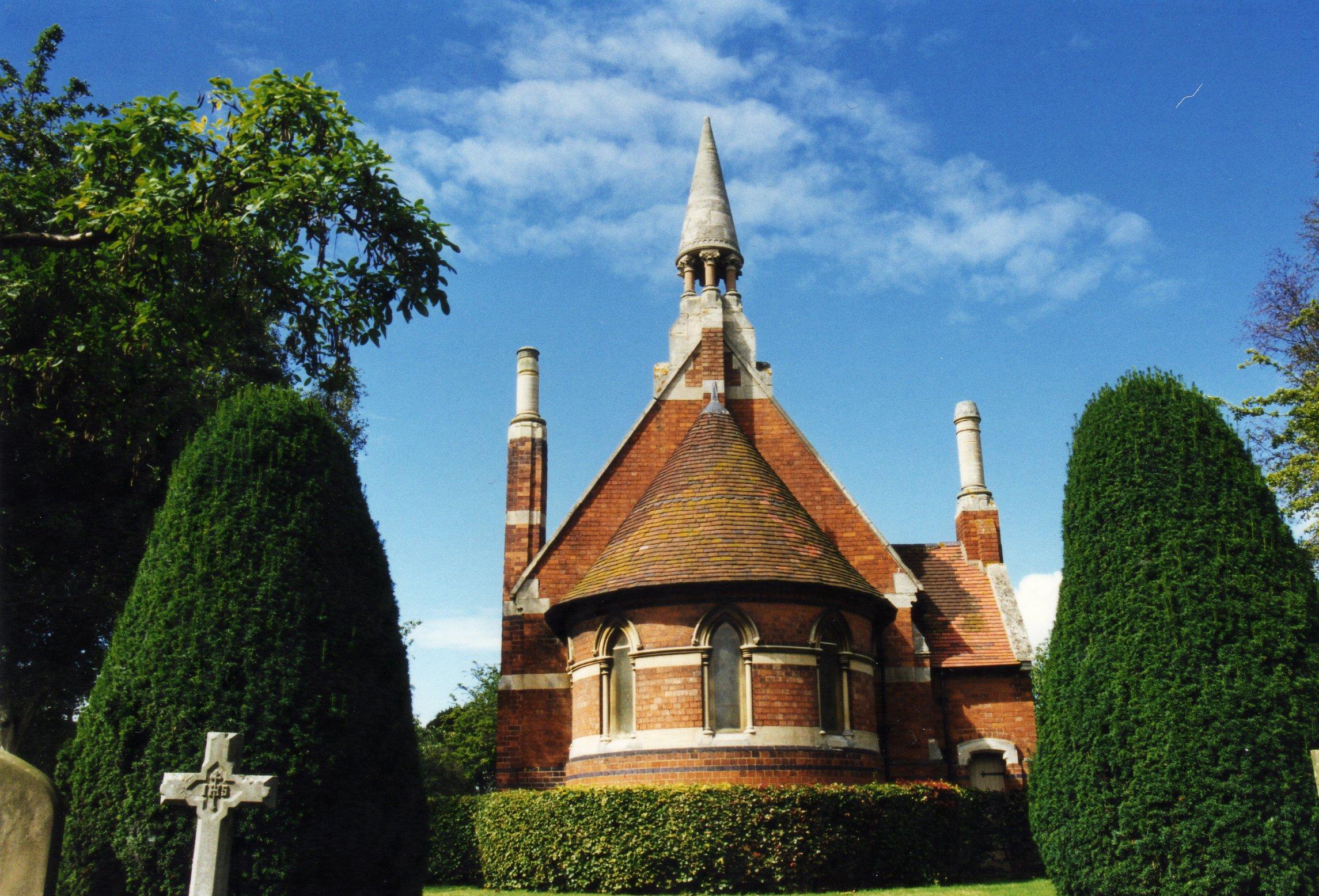 Chapel - Brunswick Street Cemetery