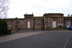 Railway Station, Ashby de la Zouch