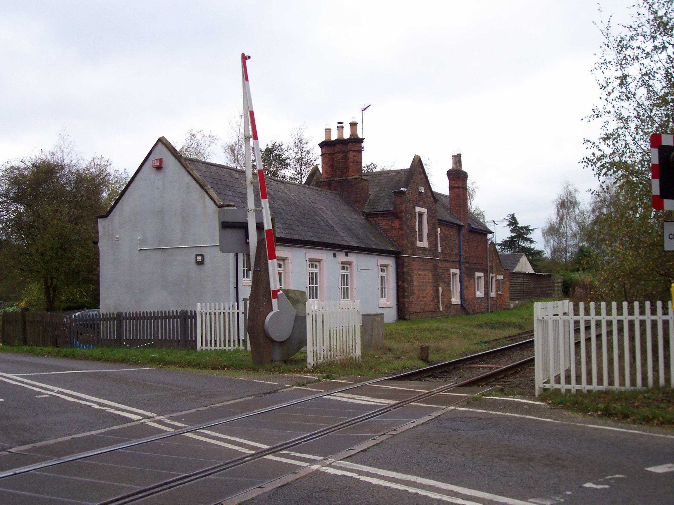 Desford Station