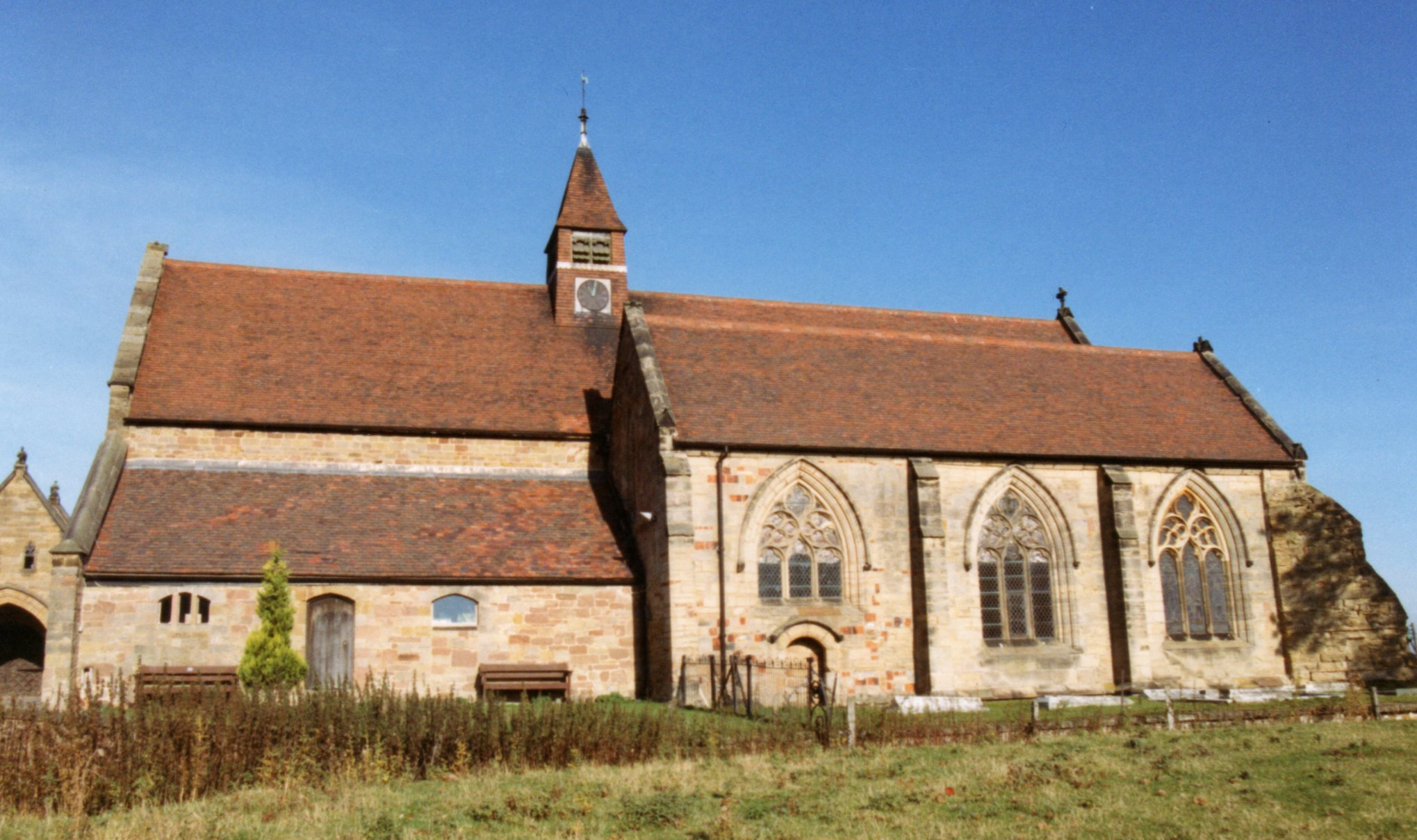 Church of Our Lady, Merevale