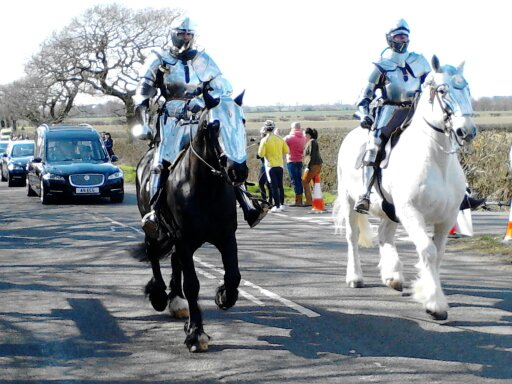 Richard III Reinterment Procession