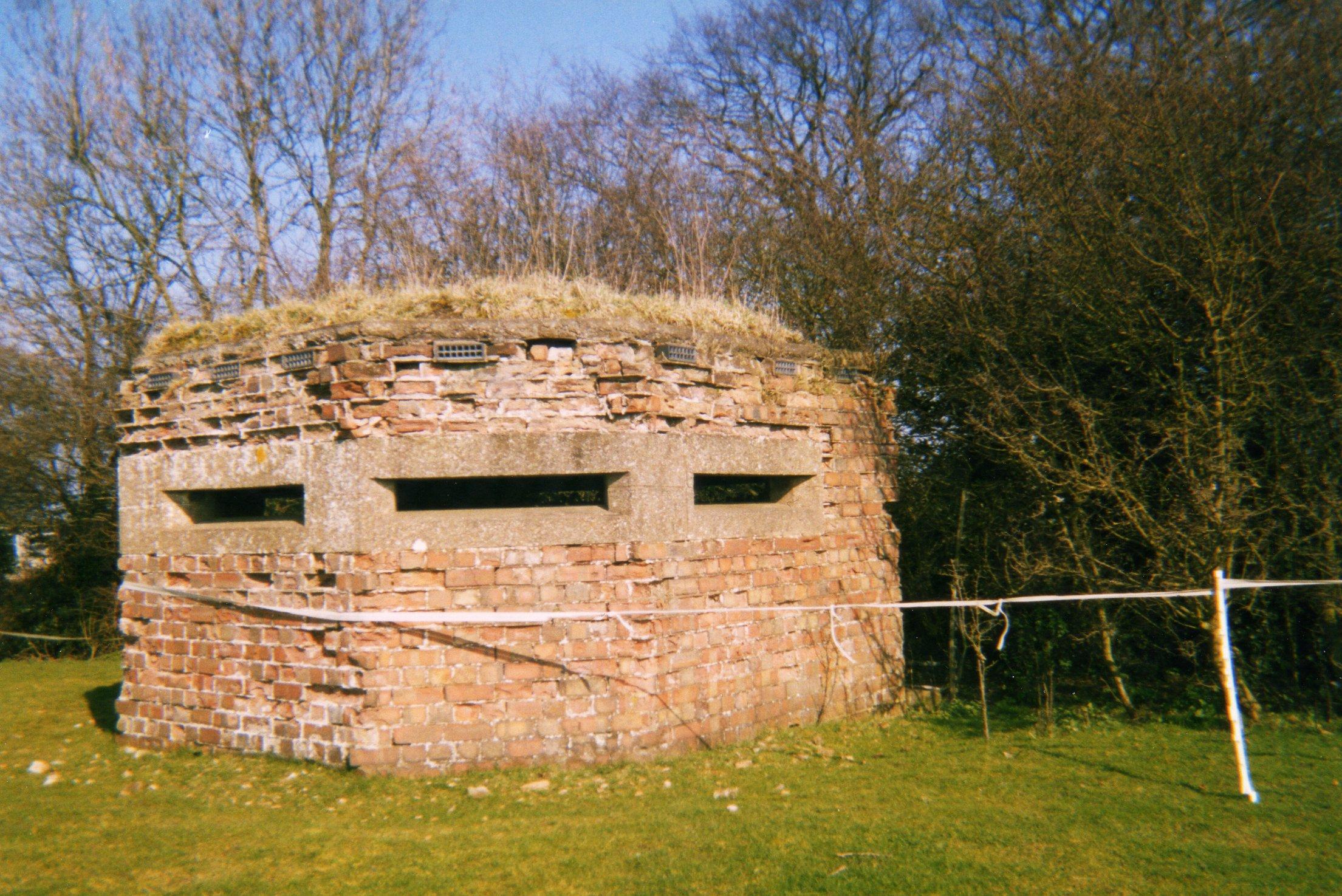 Hinckley Pillbox