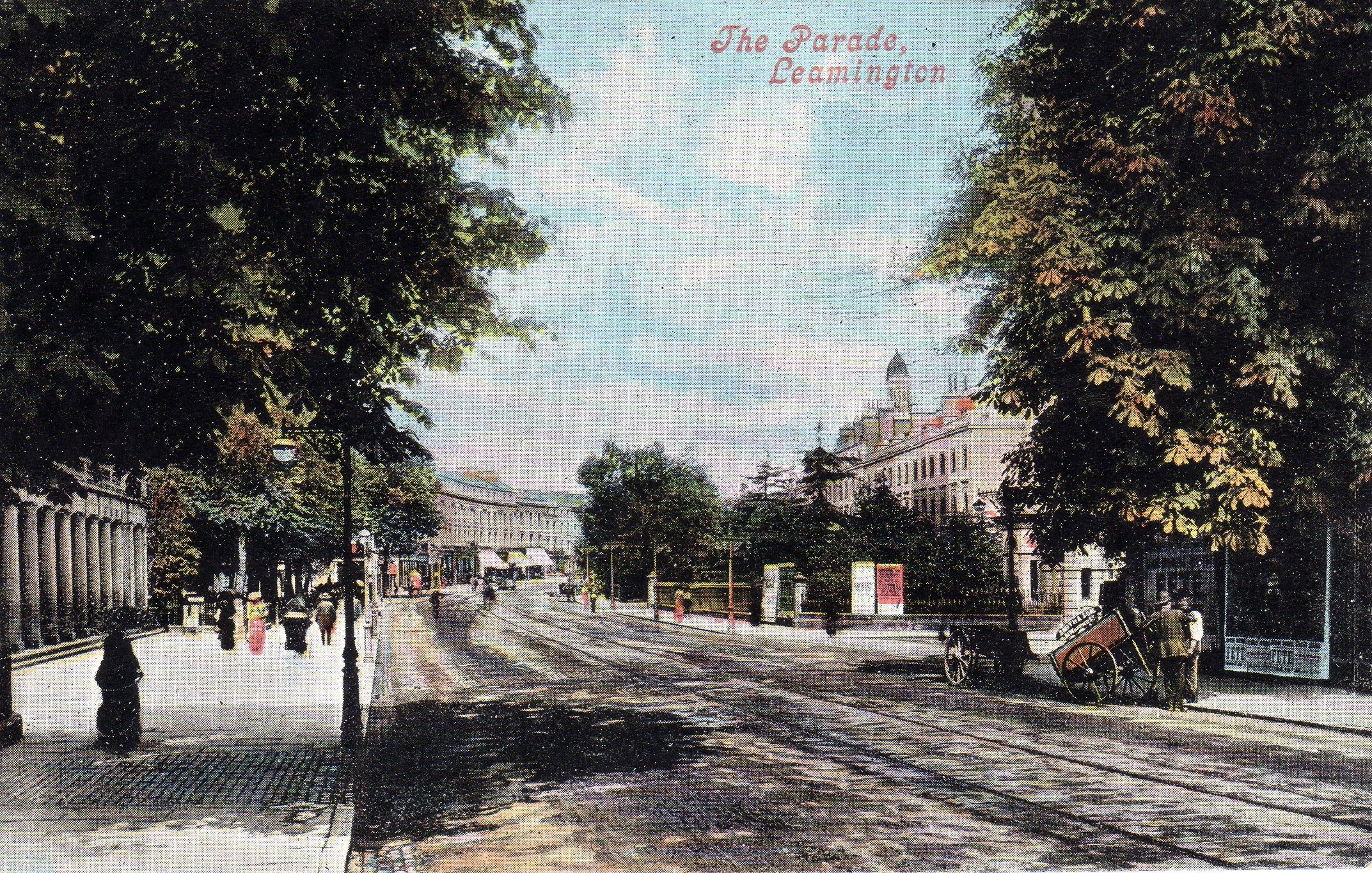 Lower Parade