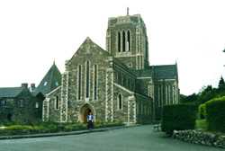 Mount St. Bernard Abbey