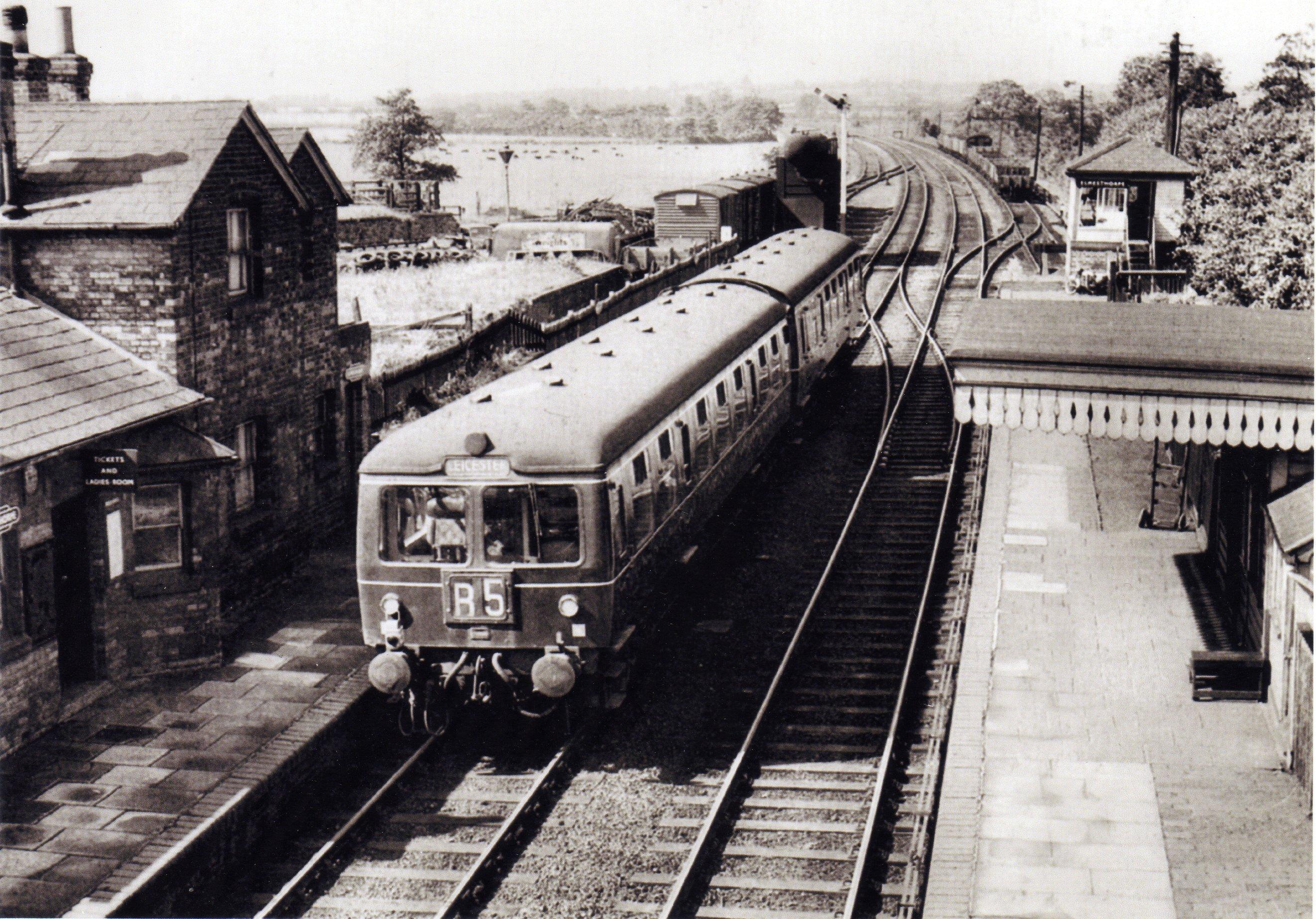 Elmesthorpe Station